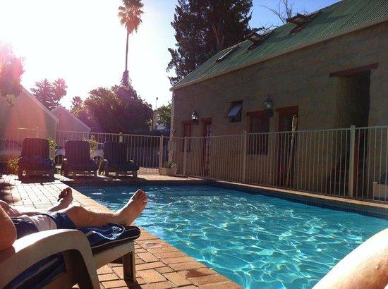 88 Baron van Reede Guesthouse: Nice pool area