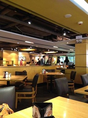 California Pizza Kitchen Mongkok