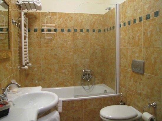 Beau Site - Antica Residenza: Baño completo nuevísmo