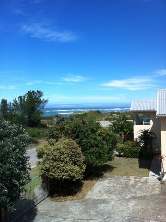 A Villa de Mer: view from the room