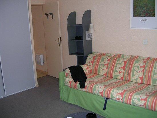 Citadines Strasbourg Kleber : Divano-letto