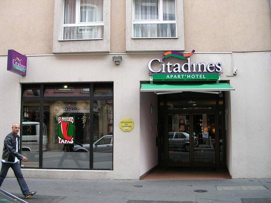 Citadines Strasbourg Kleber : Esterno dell'hotel