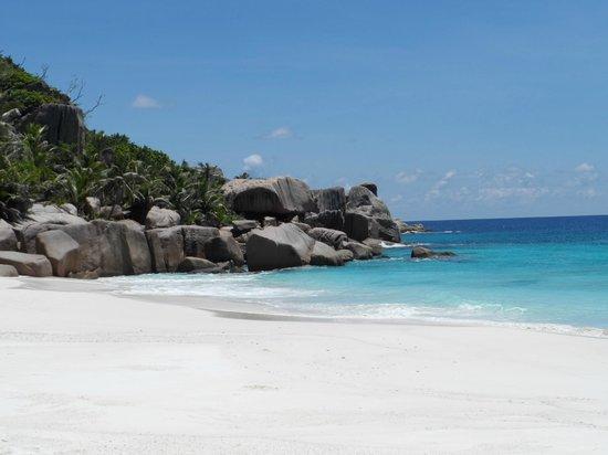 Le Chateau de Feuilles: la plage paradisiaque Grande Soeur