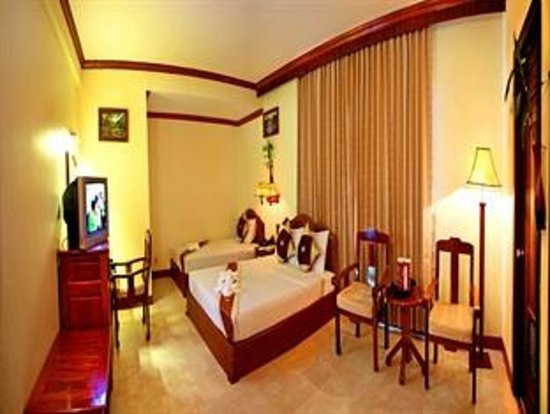 Thunborey Hotel: Room