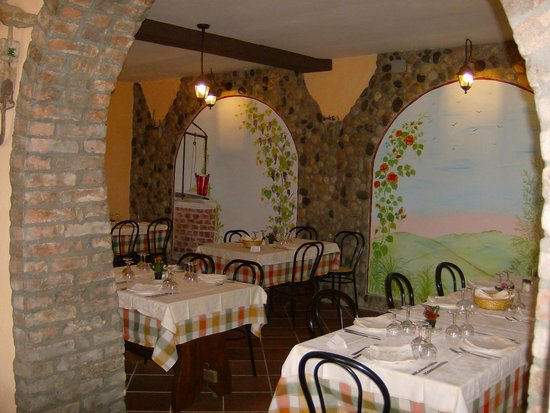 Olivola, Italia: Saletta Ristorante