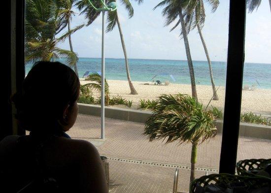 Hotel Blue Tone: Vista restaurante del Toné