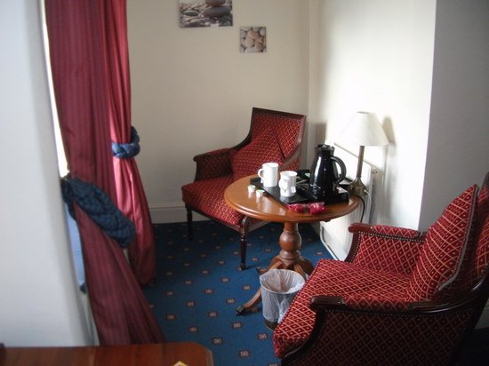 Craig Manor Hotel: Lakeview Room