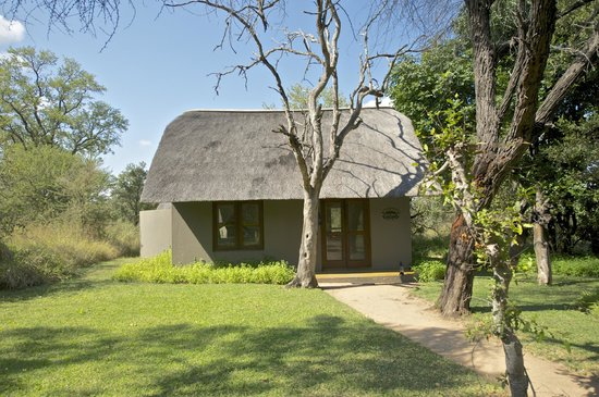 Sabi Sabi Selati Camp: our hut!