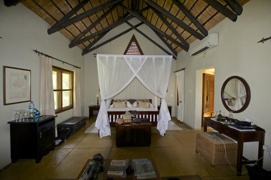 Sabi Sabi Selati Camp: our room!