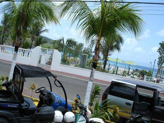 هوتل أون فاكاشن بلو تون شامل جميع الخدمات: Pasadía en el Blue Cove