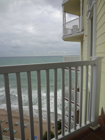 Pelican Grand Beach Resort, A Noble House Resort: view from #802