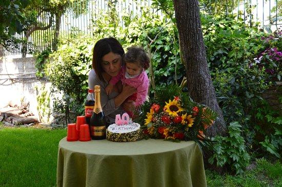 B&B Il Girasole: spegniamo le candeline