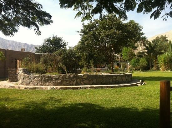 Refugio de Santiago : almoco campestre