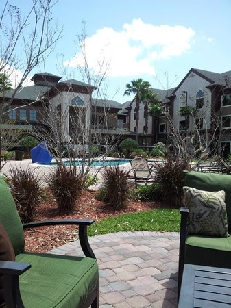 Staybridge Suites Orlando Airport South: April 5, 2013
