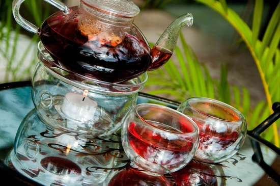 Chabauddin-Tea House: té para compartir