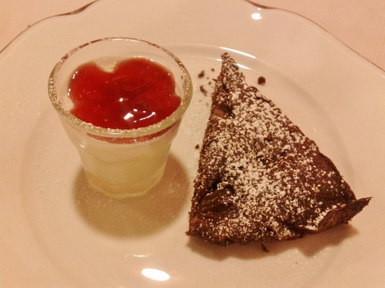 dessert ...