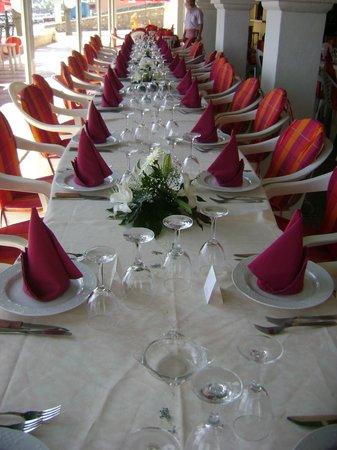Restaurante La Alcazaba: Una boda muy bonita ..
