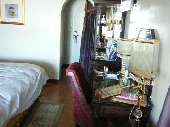Fortaleza do Guincho: room 204