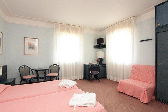 Hotel Abbazia: camere familiari