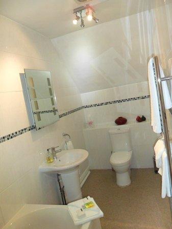 Hambro Arms: Bathroom - Kings Room