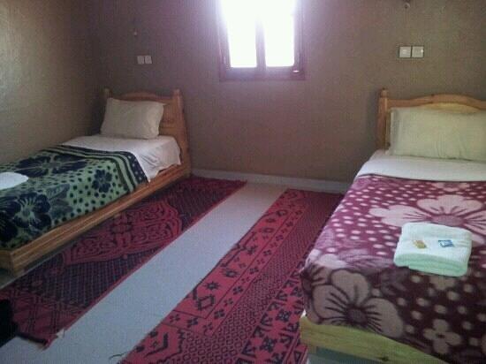 L'Auberge Oasis: room
