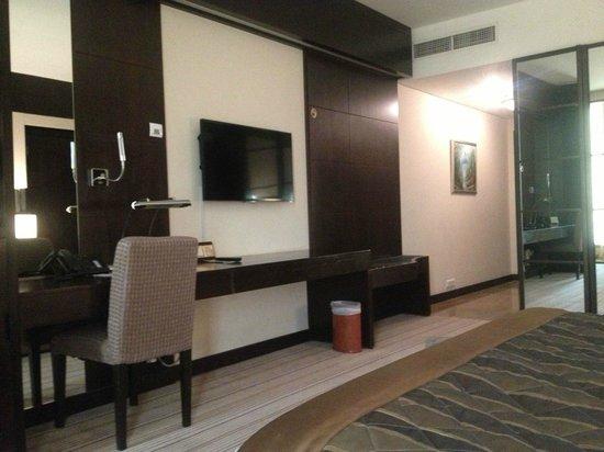 Radisson Blu Hotel, Doha: Amplitud