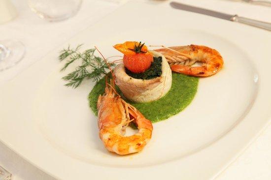 Hotel Abbazia: ristorante gourmet
