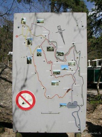 Montpellier-le-Vieux : De chemins balisés pour tous les niveaux de randonnée