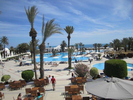 El Mouradi Djerba Menzel: piscine