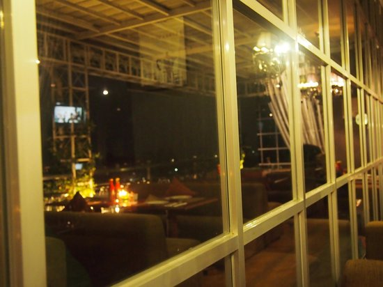 GH Universal Hotel: Roof Top Restaurant