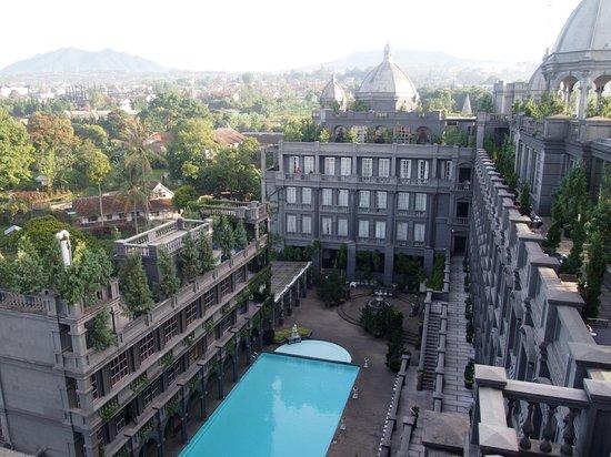 GH Universal Hotel: Stunning View