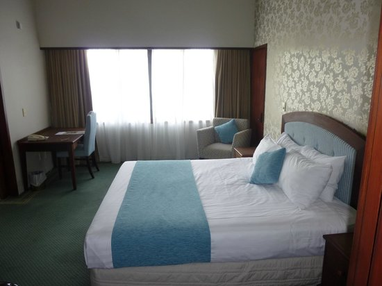 Chateau on the Park - Christchurch, a DoubleTree by Hilton: Stanza da letto