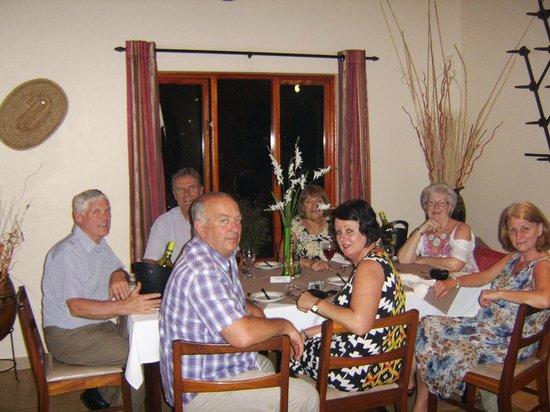 Gooderson Natal Spa Hot Springs & Leisure Resort: nice Bistro