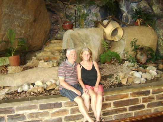 Gooderson Natal Spa Hot Springs & Leisure Resort: great place for a photo in resturant