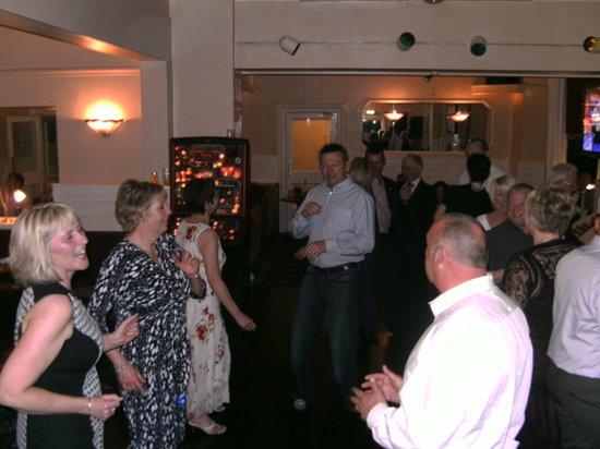 The Beechfield Hotel: dancing