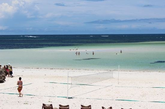 Garoda Resort: Oceano indiano