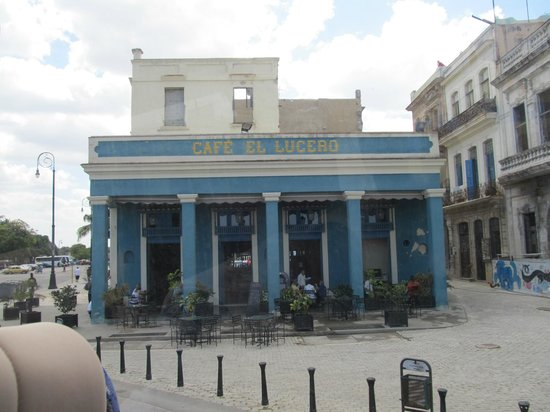 Old Havana: Paladar en la Habana Vieja