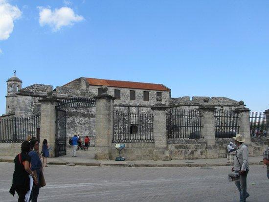 Old Havana: Fortaleza