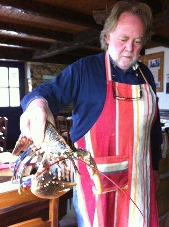 Au Crabe Tambour : Riton