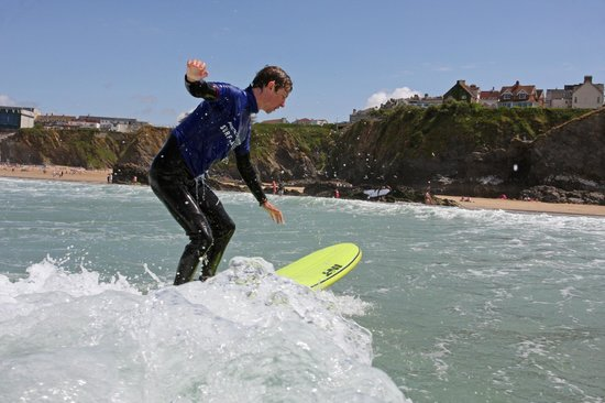 Newquay Surfing School