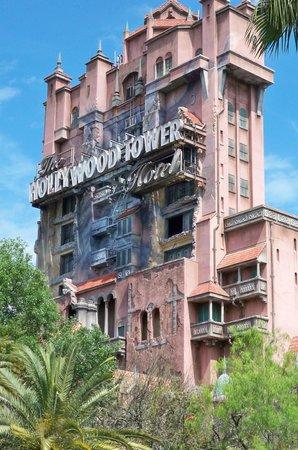 Disney's Hollywood Studios: la torre del terror