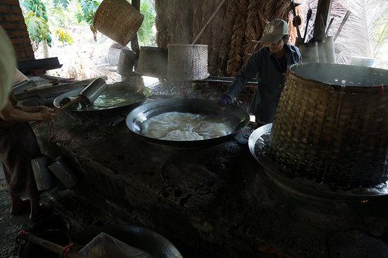 Coconut Sugar Farm: сироп почти готов
