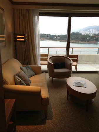 Arion, a Luxury Collection Resort & Spa: Living room