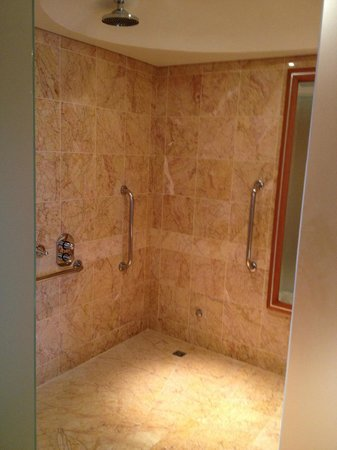 Arion, a Luxury Collection Resort & Spa: Shower room