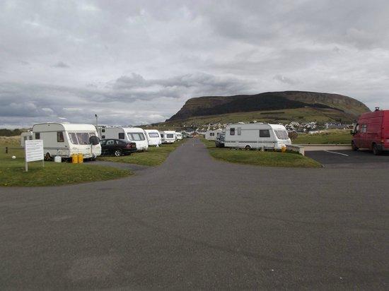 Strandhill Caravan and Camping Park: One of the beautiful views