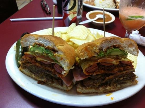 Cafe Jose Restaurant : I like food!