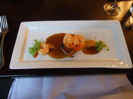 Tiffanys Restaurant : Antipasto di pesce