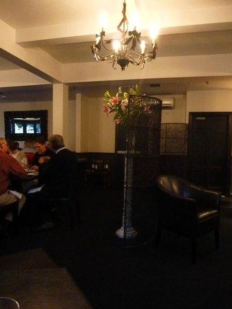 Tiffanys Restaurant : Panoramica del ristorante