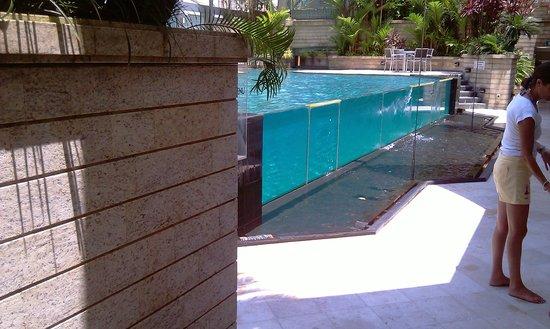Peninsula Excelsior Hotel: бассейн