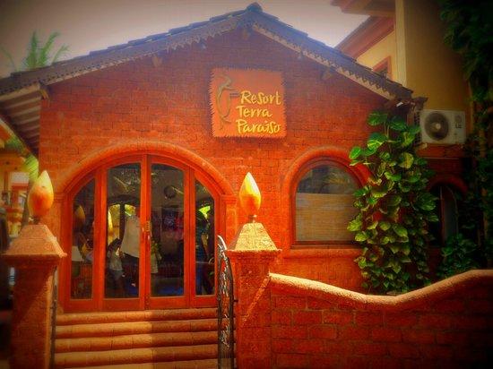 Resort Terra Paraiso: Entrance